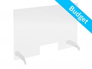 Counter screen budget plexi foot